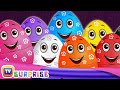 Surprise Eggs Wildlife Toys | Learn Wild Animals n Animal Sounds | ChuChu TV Surprise For Kids