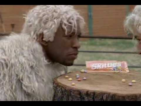 0 Monday Mood Ups: Skittles Commercials Never Get Old