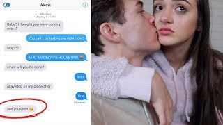 Video CHEATING PRANK ON MY GIRLFRIEND (She Cried) MP3, 3GP, MP4, WEBM, AVI, FLV Januari 2019
