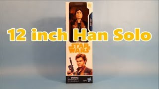 Star Wars 12 inch Han Solo (Solo)