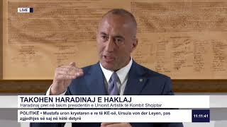 Drejtpërdrejt - Takohen Haradinaj e Haklaj 17.07.2019