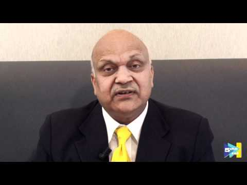 "5Plus Forum 2010 interview - NK Goyal ""Incredible India!"""