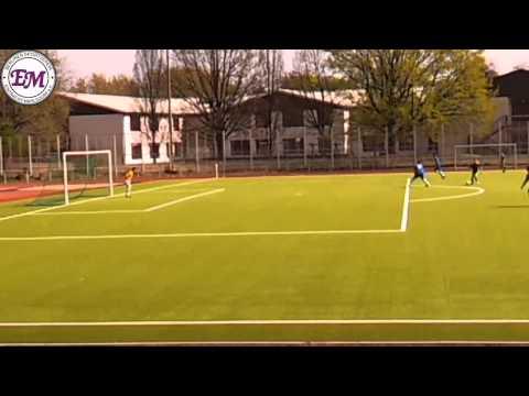 Eintracht Mahlsdorf  ( EM97) am 06.04.2014 bei Türkiyemspor 10 : 0 gewonnen (видео)