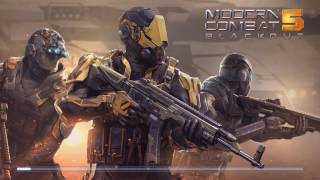 MODERN COMBAT 5 : BLACKOUT 60FPS ( 3 Missions) - Gameplay