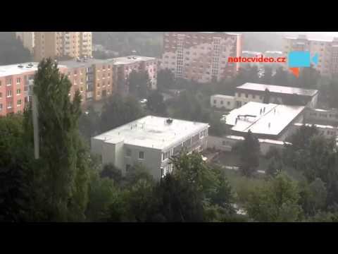 Počasí v Plzni