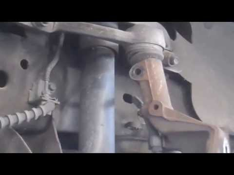 CV axle replacement Ford Ranger 4WD 1995 – 2007 Explorer Install Remove Replace front drive axle