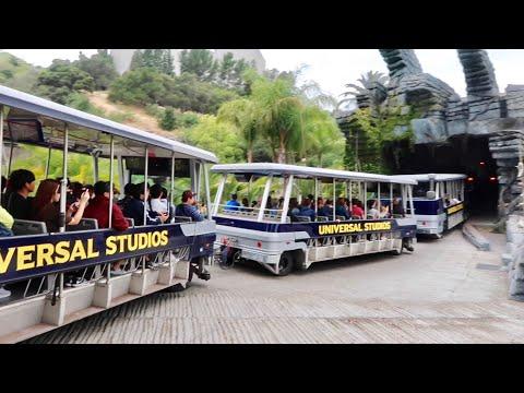 Universal Studios Hollywood Backlot Tour - Jaws / King Kong / Earthquake / Fast & Furious