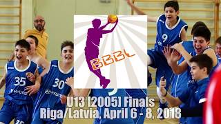 U13 /bb2005/ final stage minimovie