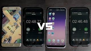 Video Samsung Galaxy S8 vs S7 Edge : Mending... Xiaomi Mi 6? MP3, 3GP, MP4, WEBM, AVI, FLV November 2017