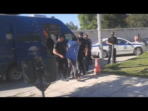 Σήμερα η δίκη των οκτώ Τούρκων στρατιωτικών