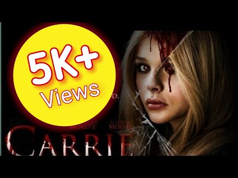 Carrie Horror Movie Explanation 1st Part in Hindi || Carrie Movie Story in Hindi