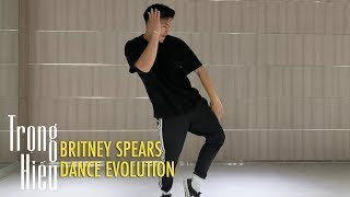 Britney Spears Dance Evolution I Trong Hieu
