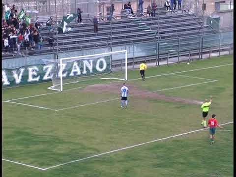 Campionato di serie D 2018/19 Avezzano - Isernia 1-0