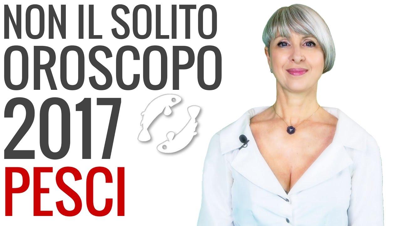 OROSCOPO 2017 ★ Pesci