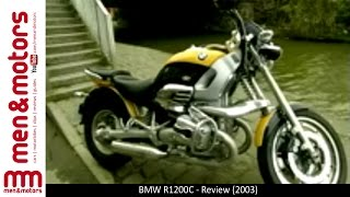 8. BMW R1200C - Review (2003)