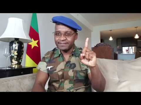 PATRICE NOUMA VOUS INVITE  A LA MANIFESTATION DU 22 JUIN 2019 A WASHINGTON DC PART 1