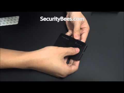 Power Bank Spy Hidden Camera, Portable Power Bank DVR