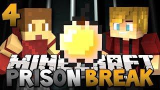 "Minecraft Prison Break ""Golden Apple Warriors!"" Season Two (Minecraft Jail Break) Episode 4!"