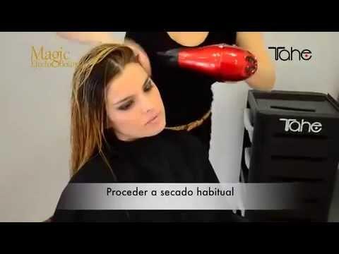 comment appliquer botox capillaire