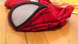 Video Zentai the Amazing Spiderman 2 Mask (with Eva Lenses) Review And Unboxing MP3, 3GP, MP4, WEBM, AVI, FLV November 2017