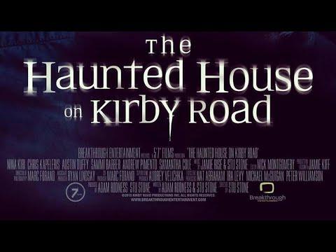 The Haunted House on Kirby Road (2016) | Trailer | Nina Kiri | Chris Kapeleris | Austin Duffy