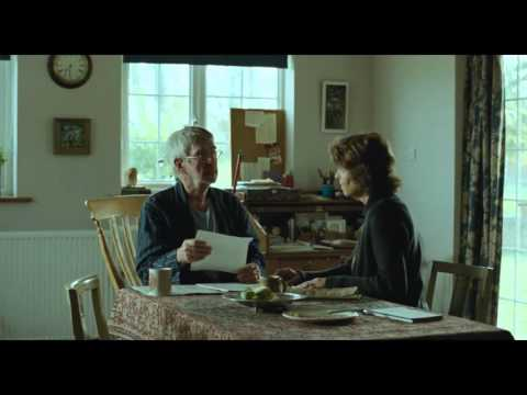 45 Years Movie CLIP   The Letter 2016   Charlotte Rampling, Tom Courtenay Movie HD
