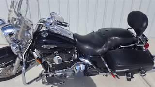 8. 2006 Harley-Davidson Road King Classic