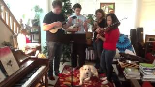 Merry Christmas 2013 from eQuilter! - a musical video to our friends and family
