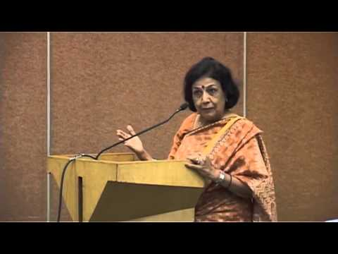 Senior Citizen SPARSH Foundation – Talk by Mrs. Veena Vohra – Seminar – September 28, 2014