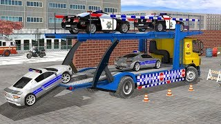 With City Police Transport Truck Game enjoy the latest police driver on duty to complete each transport and driving task given to him? Relish the most effective offroad police transport truck driving game with multi vehicle handling and transportation.Google Play link: https://play.google.com/store/apps/details?id=com.wpl.offroad.police.bike.car.transporter==========================================► SUBSCRIBE HERE:- https://goo.gl/dkAxut===========================================► FOLLOW ME ON TWITTER:- goo.gl/edgv25► LIKE US ON FACEBOOK:- goo.gl/IPs2wI► CONNECT US ON GOOGLE+:- goo.gl/MuKW3B============================================In City Police Transport Truck Gameplay you get to drive within town and off road each. Visit hill stations with police transport truck carrying cars and moto on your multi truck trailer. Police transporter games with truck driving journey are awful to play. This is often wherever you get a large expertise of operational multi vehicles. Loading the cars over the multi truck and transporting to the revered locations. You also get to drive a police tow truck to bring the wrecked cars involved in criminal and police chase to the cop auto garage. Begin your City Police Transport Truck driving in this offroad and city police transporter truck. Loaded cars and police bike over the multi truck trailer and let's begin the transportation. Once you get the job of transporting cargo, operate the forklift to carry cargo boxes to load them over the truck. Once the stacking is done, let's drive the truck to completing the transport task. There are multiple police driving levels for you enjoy the real knowledge of police transporter games. Operate a forklift, drive a police truck and transport cargo, cars and police bikes.Go uphill during extreme weather conditions. Drive police bike and cop cars on the city roads. When you are called for a transport task let's get behind the steering wheel of big truck. The best City Police Transport Truck game on of