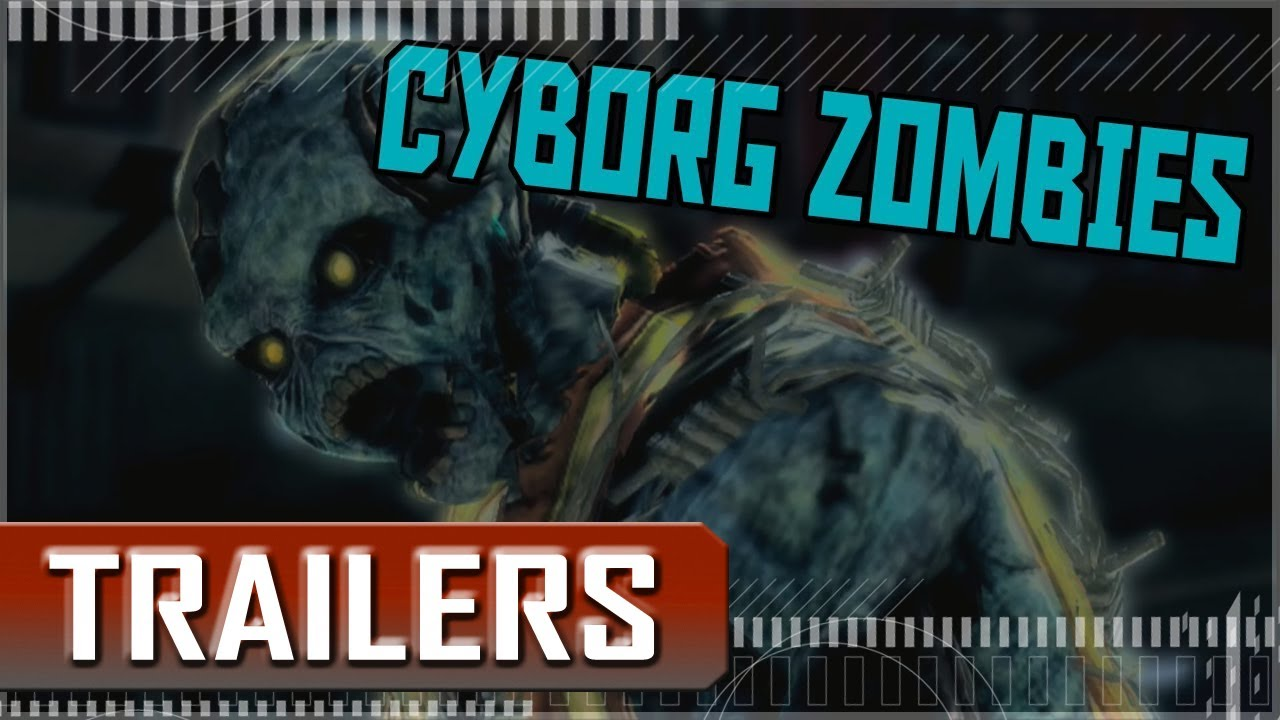 TRÁILER: Call of Duty Online ROBOTS ZOMBI