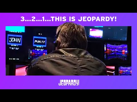 Inside the control room of Jeopardy