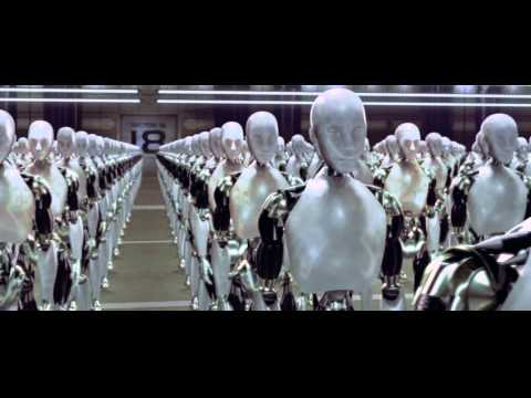 I, Robot - Official Trailer [HD]