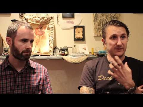 Video: Saved Tattoo – Scott Campbell & Chris O'Donnell