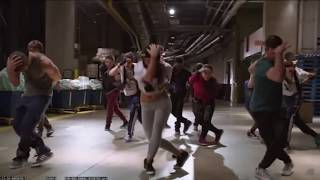 STEP UP ALL IN (2014) - LMNTX Hotel Basement Fun