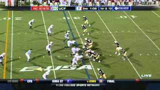 Audie Cole vs UCF