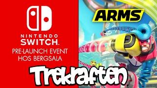 VIDEO: ARMS - Intryck och Labbarna På