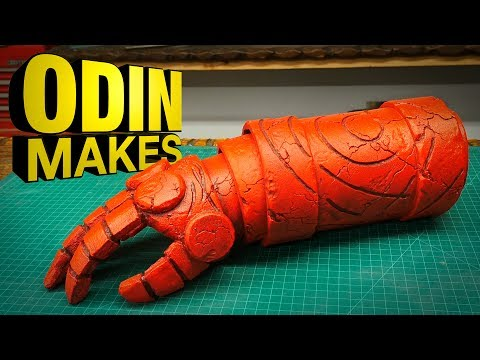 Odin Makes: Hellboy's Right Hand of Doom