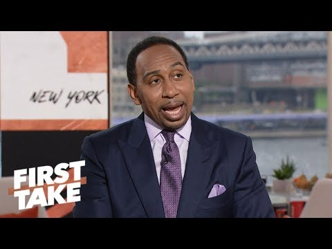 Stephen A.: Pittsburgh Steelers should trade Le'Veon Bell for draft picks   First Take   ESPN