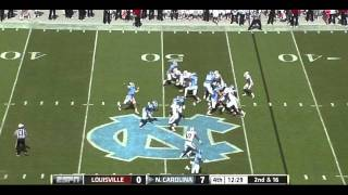 Dwight Jones vs Louisville 2011