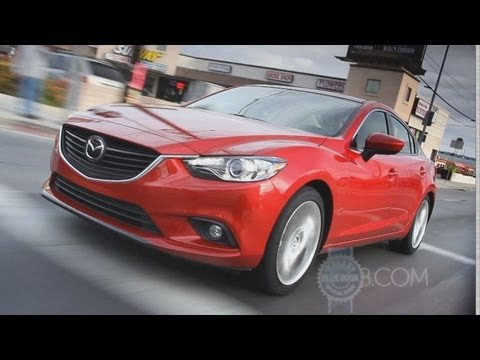 2014 Mazda6 Review - Kelley Blue Book