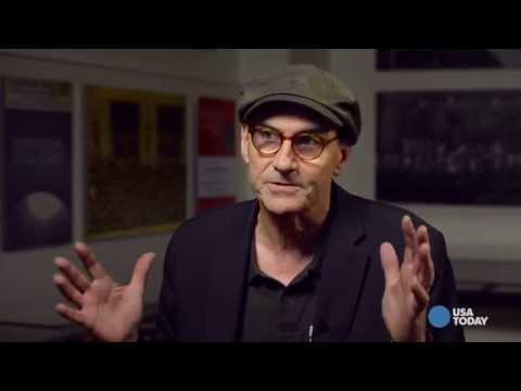"A chat with James Taylor about his new album ""Before This World"""