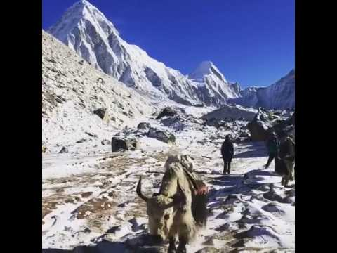 Everest Base Camp Trek Video 1