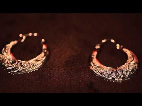Hypoallergenic vs. Sterling Silver Earrings : Earrings & Earring Design