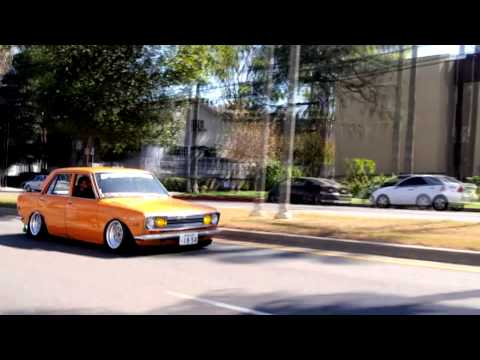 Datsun 510 Stance Drift @5nadime @froytography