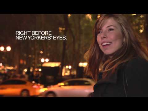 "BMW ""Window Into the Near Future"" -- kbs+/New York"