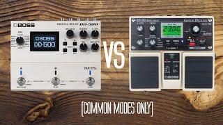 Download Lagu DD500 vs DD20 - Basic Modes Mp3