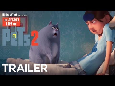 The Secret Life Of Pets 2   The Chloe Trailer [HD]   Illumination