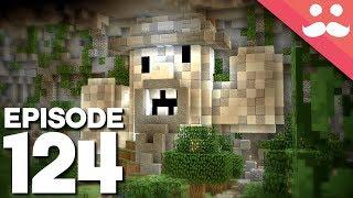 Hermitcraft 5: Episode 124 - WORSHIP OLD BUMBO!
