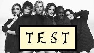 Body Types TEST